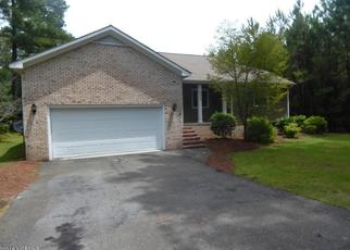 Pre Foreclosure in New Bern 28560 GONDOLIER DR - Property ID: 1659915473