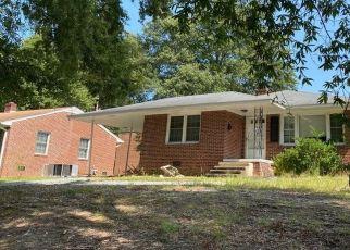 Pre Foreclosure in Burlington 27217 COURTLAND TER - Property ID: 1659922932