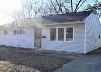 Pre Foreclosure in Cedar Rapids 52404 INDIANA ST SW - Property ID: 1660168627