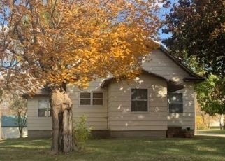 Pre Foreclosure in Thompson 50478 N HARRISON ST - Property ID: 1660188326