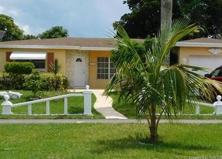 Pre Foreclosure in Fort Lauderdale 33319 NW 41ST ST - Property ID: 1660246588