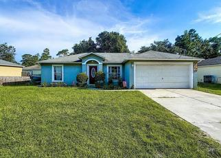 Pre Foreclosure in Orange City 32763 12TH ST - Property ID: 1660326294