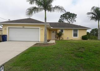 Pre Foreclosure in Lehigh Acres 33974 APRILE AVE S - Property ID: 1660383677