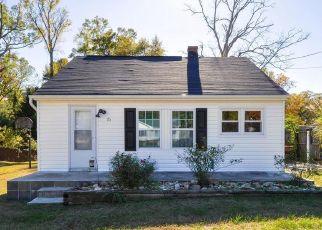 Pre Foreclosure in Fredericksburg 22405 KELLEY RD - Property ID: 1660601786