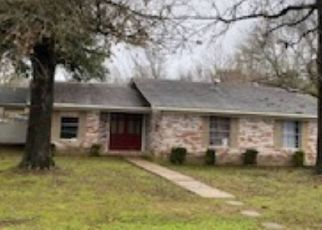 Pre Foreclosure in Texarkana 75503 AMESDALE DR - Property ID: 1660673612