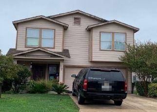Pre Foreclosure in San Antonio 78222 SAGE MDW - Property ID: 1660704710