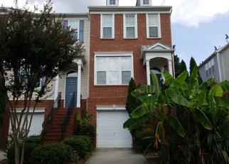 Pre Foreclosure in Alpharetta 30004 THORNBOROUGH DR - Property ID: 1660848805