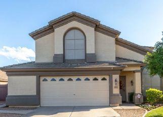 Pre Foreclosure in Gilbert 85234 E VAUGHN AVE - Property ID: 1660957865