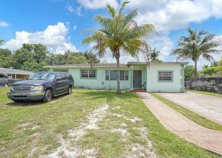 Pre Foreclosure in Miami 33167 NW 130TH ST - Property ID: 1661501378