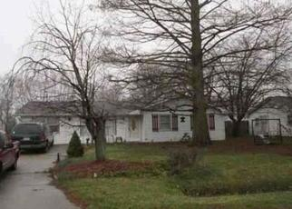 Pre Foreclosure in Brownsburg 46112 ALLEN DR - Property ID: 1661724756