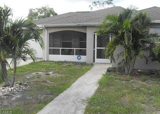 Pre Foreclosure in Fort Myers 33916 PRICE AVE - Property ID: 1661876283