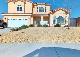 Pre Foreclosure in Victorville 92392 NINO LN - Property ID: 1661914391