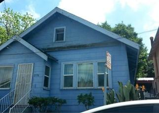 Pre Foreclosure in Oakland 94606 14TH AVE - Property ID: 1661987984