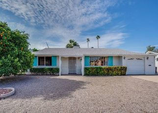Pre Foreclosure in Sun City 85351 W OAKMONT DR - Property ID: 1662041401