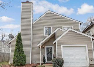 Pre Foreclosure in Virginia Beach 23464 DELANEY ST - Property ID: 1662145197