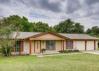 Pre Foreclosure in San Antonio 78239 WINDY FRST - Property ID: 1662235873