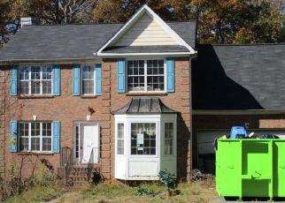 Pre Foreclosure in Decatur 30034 DA VINCI BLVD - Property ID: 1662297624