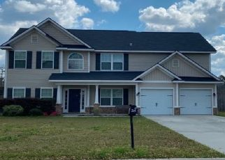 Pre Foreclosure in Ludowici 31316 NE HIGHLAND PONY WAY - Property ID: 1662328270