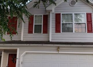 Pre Foreclosure in Covington 30016 CHANDLER TRCE - Property ID: 1662336148