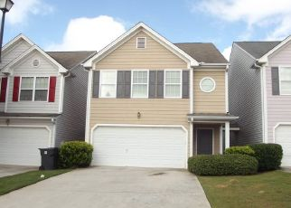 Pre Foreclosure in Covington 30016 CHANDLER TRCE - Property ID: 1662342735
