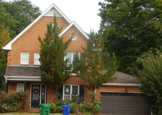 Pre Foreclosure in Decatur 30033 PANGBORN STATION DR - Property ID: 1662364633