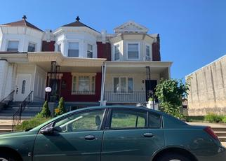 Pre Foreclosure in Philadelphia 19143 WEBSTER ST - Property ID: 1662449602