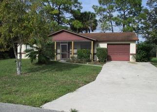 Pre Foreclosure in Palm Bay 32907 FREEMAN RD NW - Property ID: 1663053561