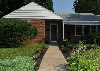 Pre Foreclosure in Harrisburg 17103 PENBROOK AVE - Property ID: 1663723216