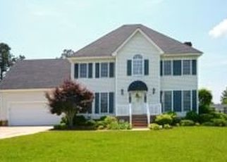 Pre Foreclosure in Greenville 27858 SIR HUGH CT - Property ID: 1663859434