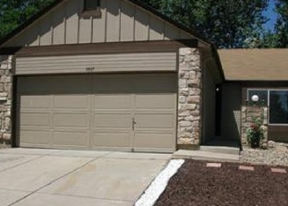 Pre Foreclosure in Littleton 80125 KYLE WAY - Property ID: 1664562827