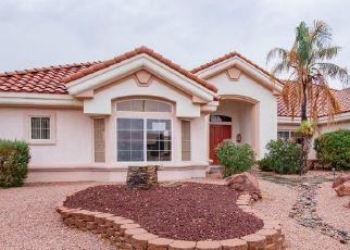 Pre Foreclosure in Sun City West 85375 W FUTURA DR - Property ID: 1664700797