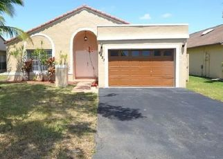 Pre Foreclosure in Fort Lauderdale 33351 NW 45TH ST - Property ID: 1664703408