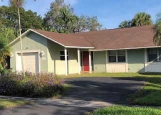 Pre Foreclosure in Fort Lauderdale 33351 NW 33RD MNR - Property ID: 1664719173