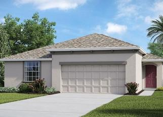 Pre Foreclosure in Sun City Center 33573 SOMERSET POND DR - Property ID: 1664755530