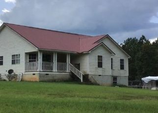 Pre Foreclosure in Ohatchee 36271 BUCK DR - Property ID: 1664827352