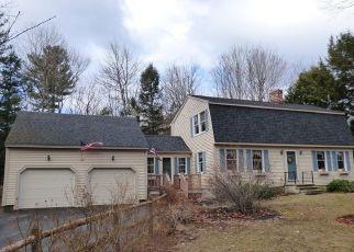 Pre Foreclosure in Gorham 04038 SHADY RUN LN - Property ID: 1664950428
