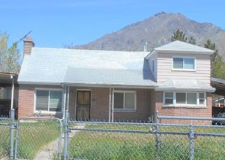Pre Foreclosure in Springville 84663 BUCKLEY AVE - Property ID: 1664988982