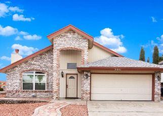 Pre Foreclosure in El Paso 79936 CAMARENA PL - Property ID: 1665007811