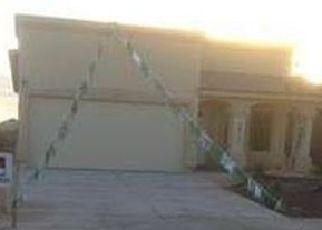 Pre Foreclosure in El Paso 79938 GUILLERMO ESPINOZA - Property ID: 1665027512
