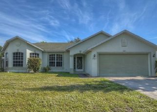 Pre Foreclosure in Port Saint Lucie 34952 SE FLINTLOCK RD - Property ID: 1665281538