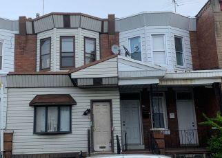 Pre Foreclosure in Philadelphia 19134 E TIOGA ST - Property ID: 1665358174