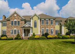 Pre Foreclosure in Hampton 08827 POND VIEW LN - Property ID: 1665645496