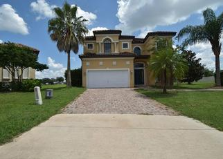 Pre Foreclosure in Haines City 33844 VILLA SORRENTO CIR - Property ID: 1665674397