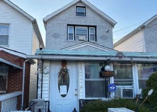 Pre Foreclosure in South Ozone Park 11420 128TH ST - Property ID: 1665888121
