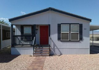 Pre Foreclosure in Pahrump 89048 BEL AIR AVE - Property ID: 1666076907