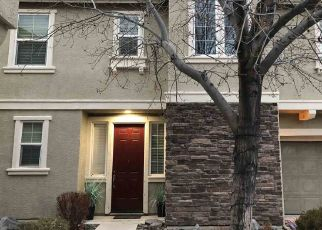 Pre Foreclosure in Sparks 89436 SACRED CIR - Property ID: 1666081267