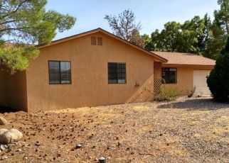 Pre Foreclosure in Cottonwood 86326 W FIR ST - Property ID: 1666102293