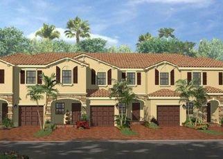Pre Foreclosure in Miami 33196 SW 119TH TER - Property ID: 1666228433