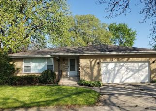 Pre Foreclosure in South Holland 60473 LOUIS AVE - Property ID: 1666413252