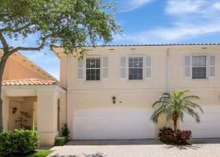 Pre Foreclosure in Jupiter 33469 LAUREL OAKS CIR - Property ID: 1666501285